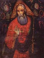 Бог Саваоф (14 век)