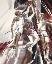 Баскетболисты (А. Суворов)