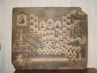 Фотография выпускников Катковского лицея 1813 г.