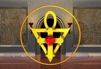 Символ современного Древнего мистического ордена розенкрейцеров