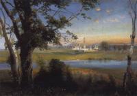Новодевичий монастырь. 1890